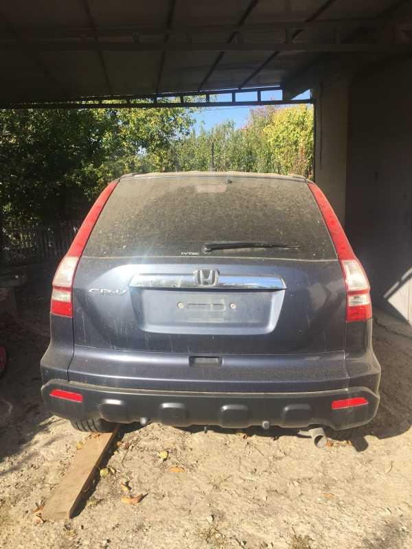 Honda CR-V, 2008 год, 320 000 руб.