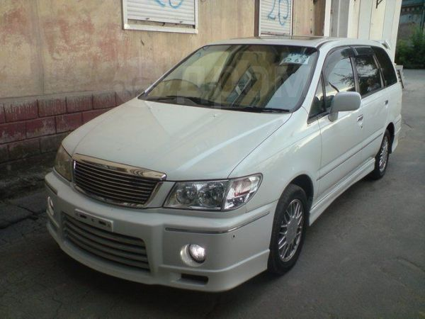 Nissan Presage, 1999 год, 475 000 руб.