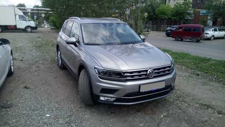 Volkswagen Tiguan, 2017 год, 1 950 000 руб.