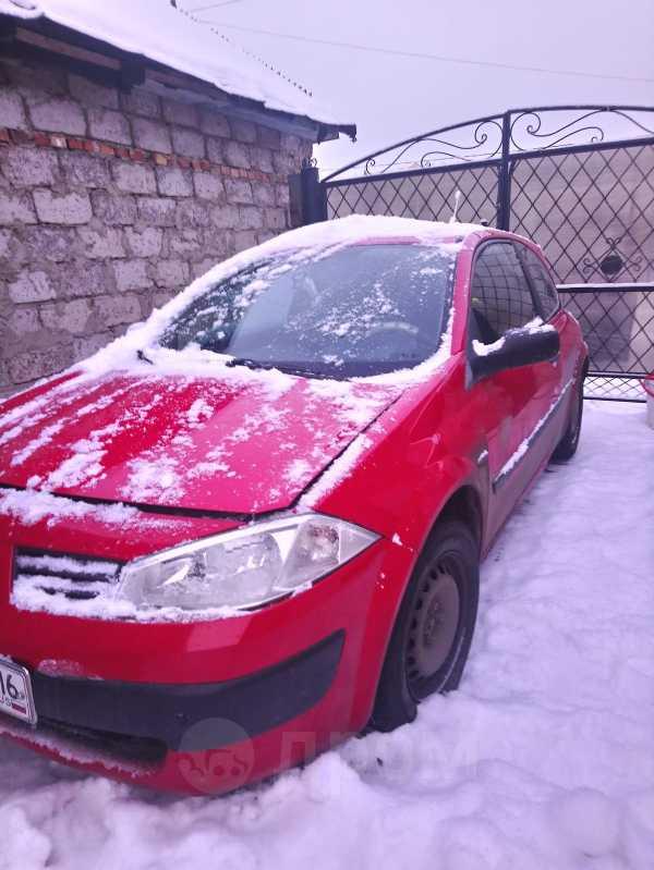 Renault Megane, 2003 год, 130 000 руб.