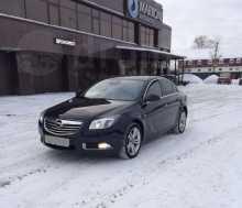 Иркутск Opel Insignia 2012