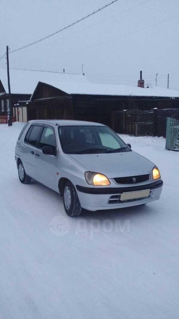 Toyota Raum, 2001 год, 175 000 руб.