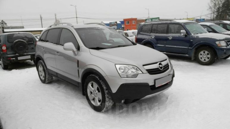 Opel Antara, 2007 год, 600 000 руб.