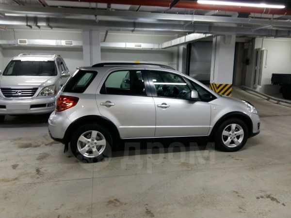 Suzuki SX4, 2011 год, 555 000 руб.