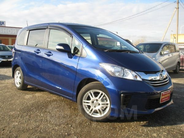 Honda Freed, 2014 год, 834 900 руб.
