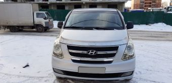 Hyundai H-1 Starex, 2007 г., Иркутск