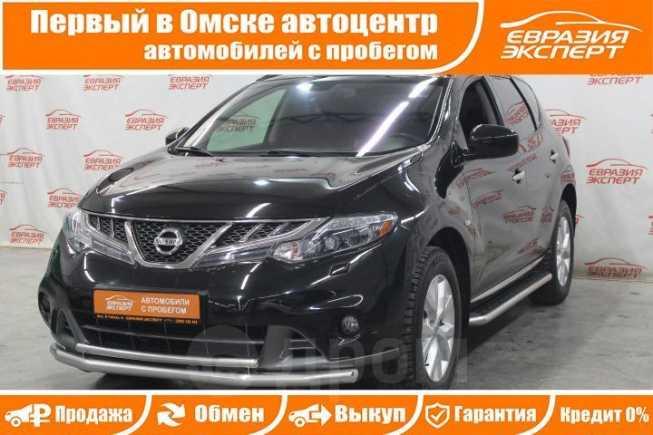 Nissan Murano, 2013 год, 1 079 000 руб.