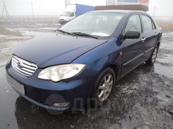 BYD F3, 2008 год, 55 000 руб.