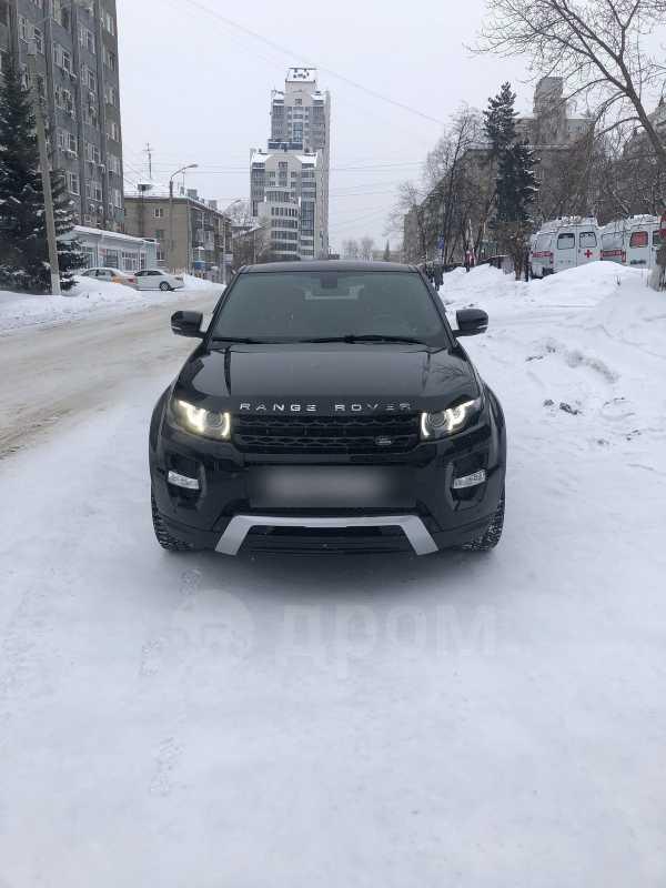 Land Rover Range Rover Evoque, 2013 год, 1 550 000 руб.