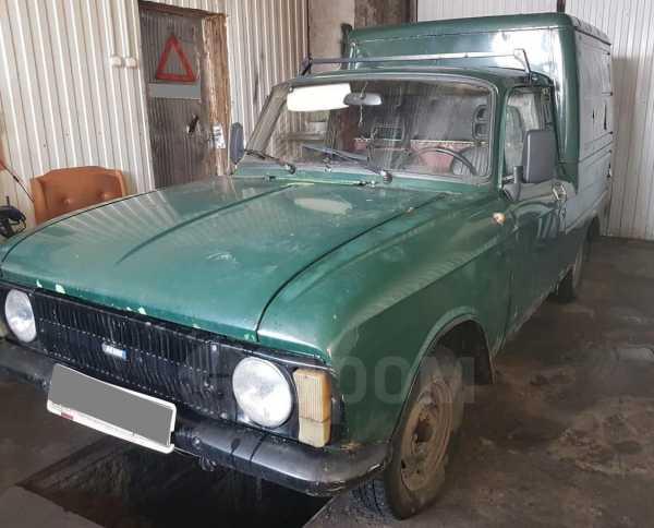 ИЖ 2715, 1991 год, 25 000 руб.