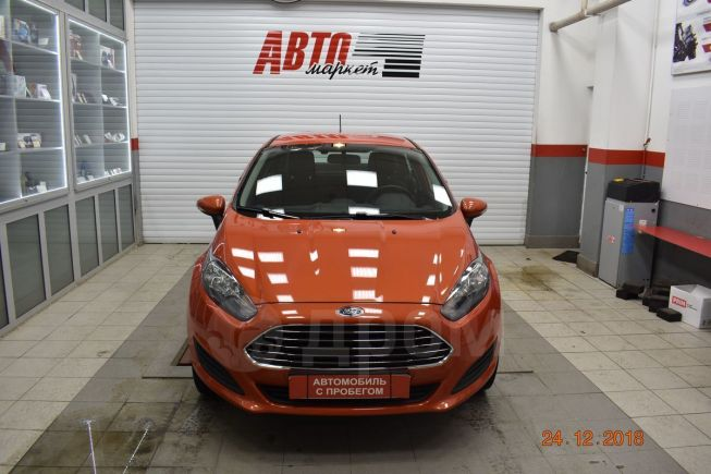 Ford Fiesta, 2017 год, 665 000 руб.