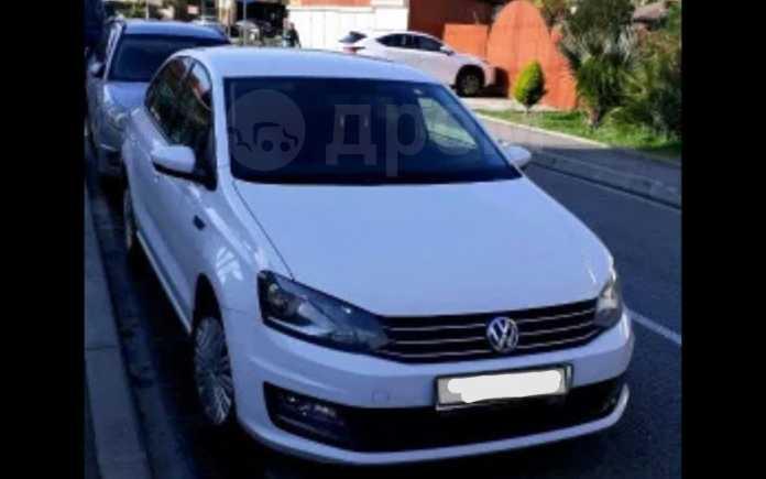 Volkswagen Polo, 2016 год, 489 000 руб.