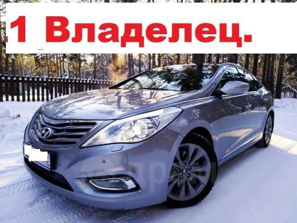 Hyundai Grandeur, 2012 год, 949 000 руб.