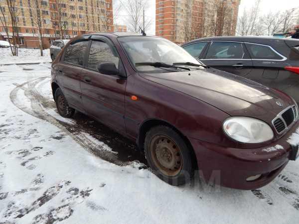 ЗАЗ Шанс, 2010 год, 119 000 руб.