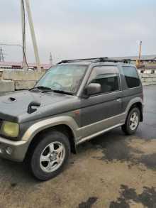 Уссурийск Pajero Mini 2000