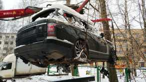 Пермь Range Rover 2013