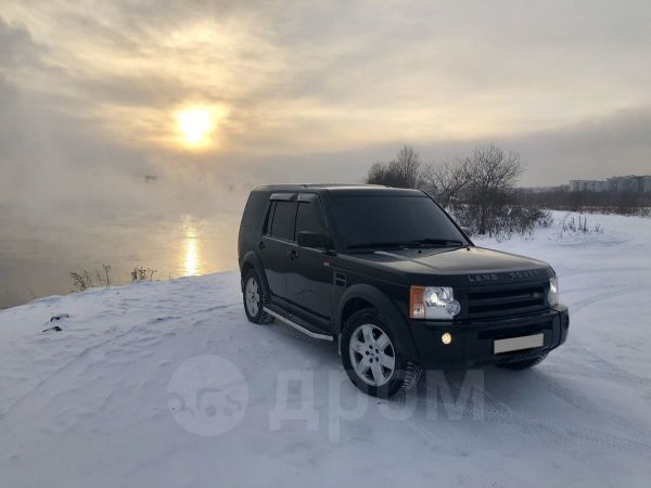 Land Rover Discovery, 2006 год, 595 000 руб.