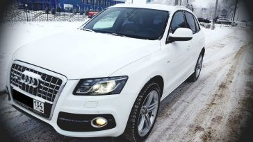 Волжский Audi Q5 2011