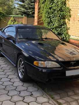 Москва Mustang 1993