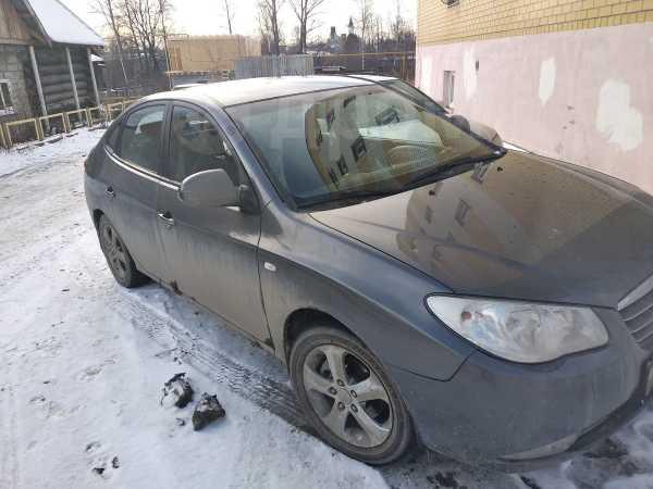 Hyundai Elantra, 2007 год, 270 000 руб.