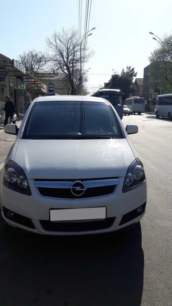 Opel Zafira, 2010 год, 450 000 руб.