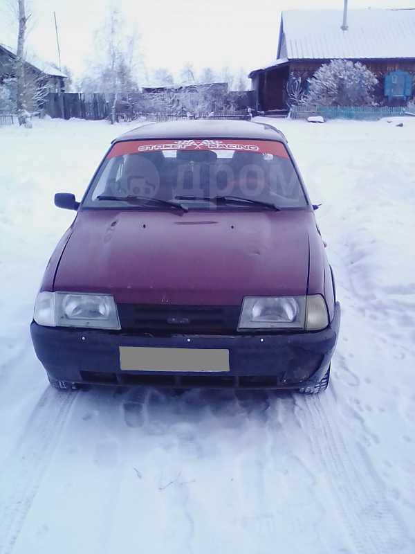 ИЖ 2126 Ода, 2002 год, 28 000 руб.