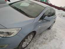 Оренбург Opel Astra 2011