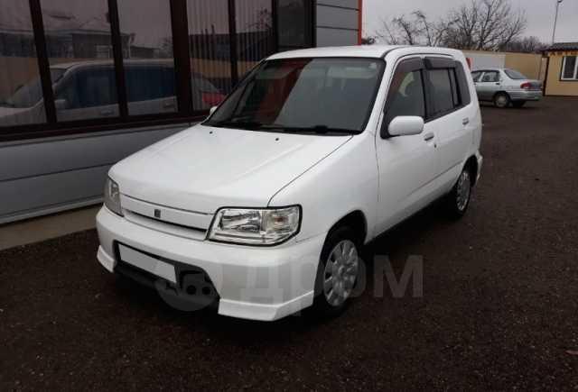 Nissan Cube, 2001 год, 197 000 руб.