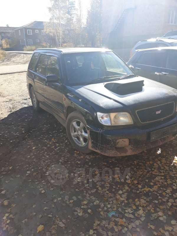 Subaru Forester, 2001 год, 180 000 руб.