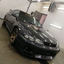 Томск Skyline GT-R 1996