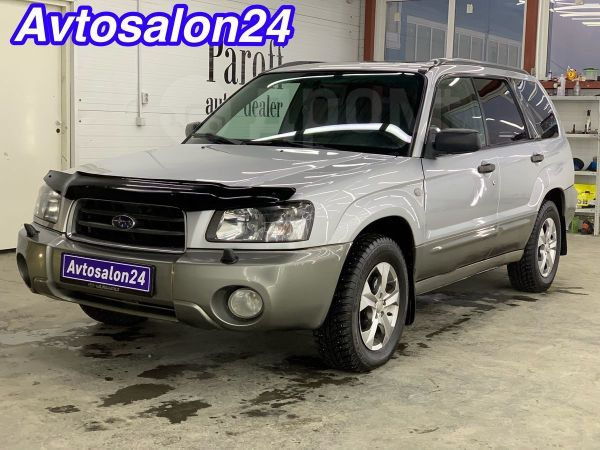 Subaru Forester, 2004 год, 419 999 руб.