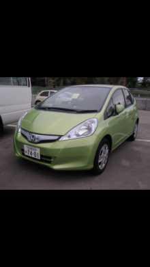 Чита Honda Fit 2011