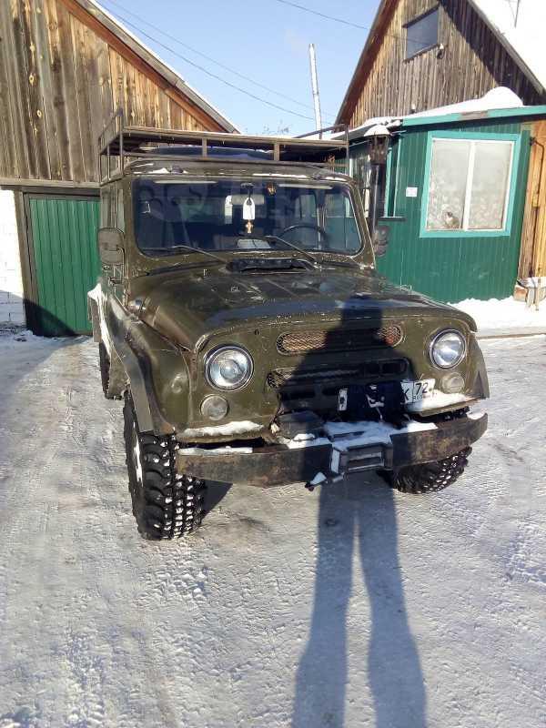 УАЗ 3151, 1988 год, 180 000 руб.