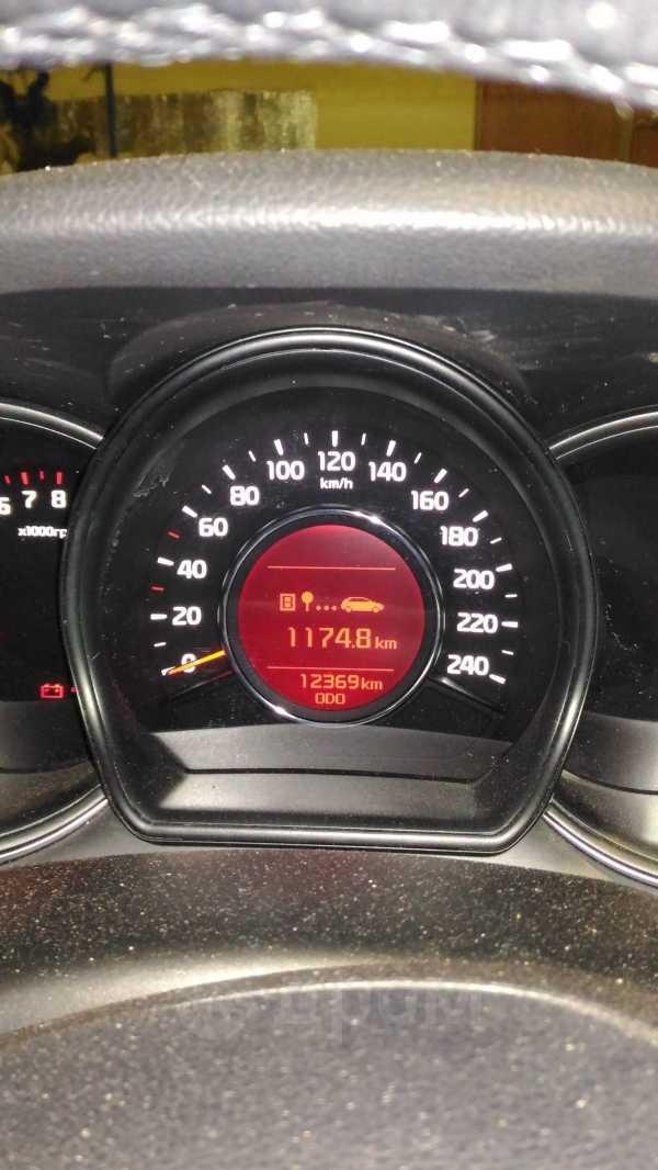Kia cee'd, 2016 год, 829 000 руб.