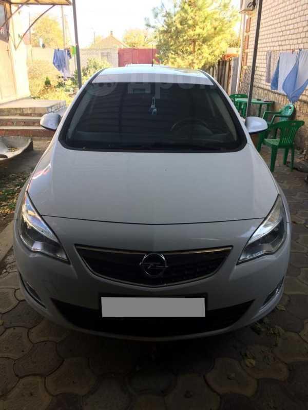 Opel Astra, 2011 год, 500 000 руб.