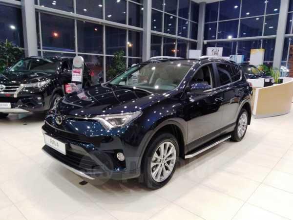 Toyota RAV4, 2018 год, 2 322 815 руб.