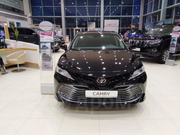 Toyota Camry, 2018 год, 2 287 668 руб.