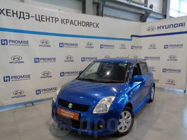Suzuki Swift, 2009 год, 406 500 руб.