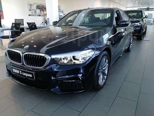 BMW 5-Series, 2018 год, 3 520 000 руб.