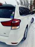 Toyota Corolla Fielder, 2016 год, 885 000 руб.