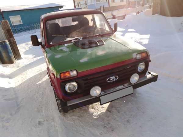 Лада 4x4 2121 Нива, 1994 год, 40 000 руб.