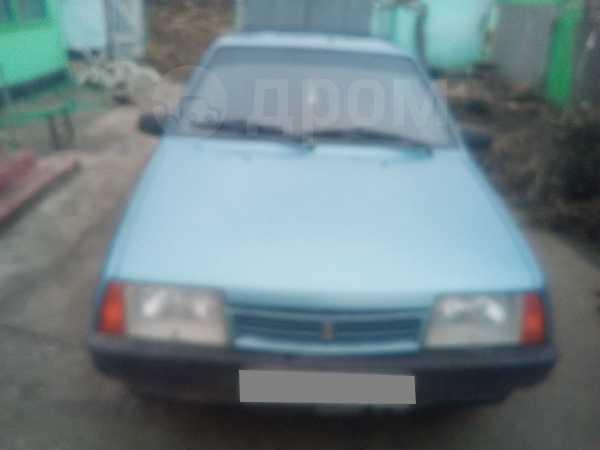 Лада 2109, 1990 год, 57 000 руб.
