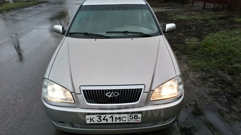 Chery Amulet A15, 2006 год, 115 000 руб.