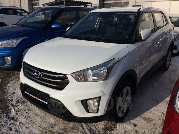 Hyundai Creta, 2018 год, 917 000 руб.