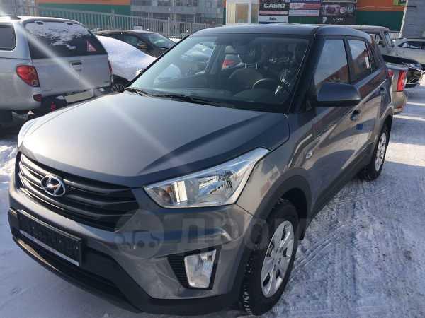 Hyundai Creta, 2018 год, 956 000 руб.