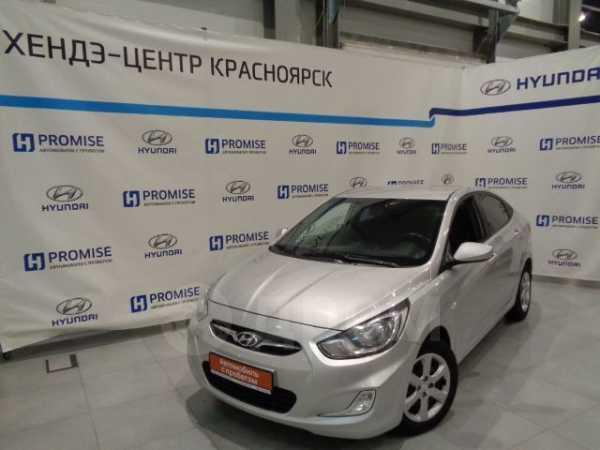 Hyundai Solaris, 2012 год, 516 500 руб.