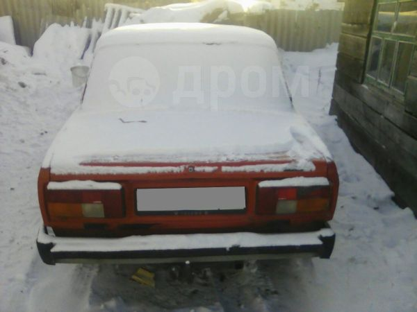 Лада 2105, 1984 год, 20 000 руб.