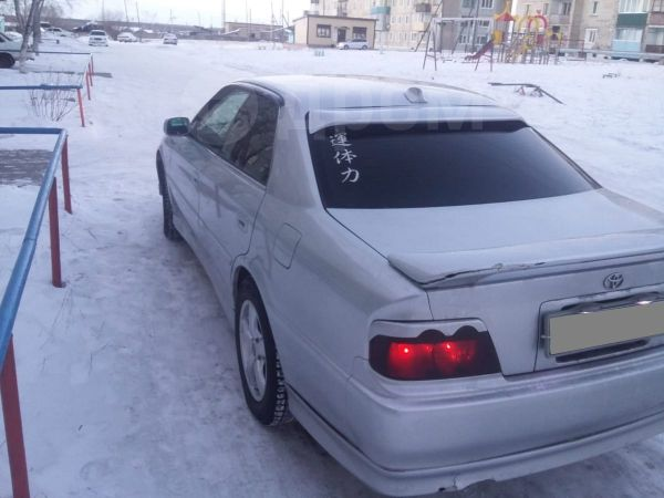 Toyota Chaser, 1998 год, 280 000 руб.