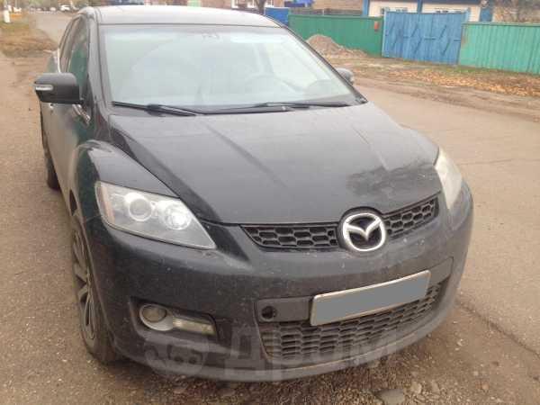 Mazda CX-7, 2007 год, 395 000 руб.
