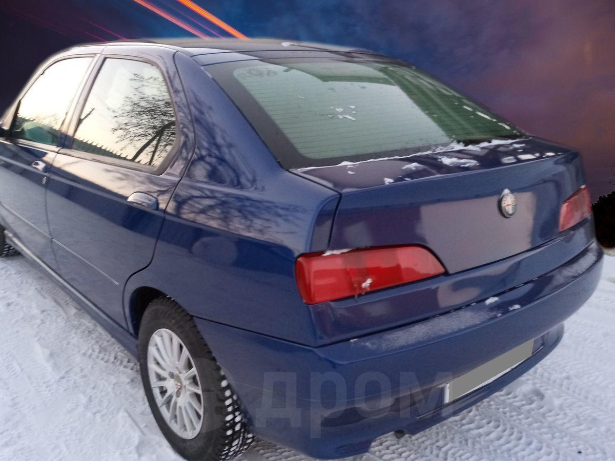 Alfa Romeo 146, 1999 год, 130 000 руб.